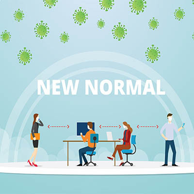 """Technology Is Helping Create the """"New Normal"""""""